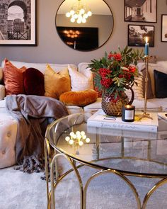 Home Ideen und Dekorationen : Find the most beautiful home ideas and decorations for your home interior. Home Living Room, Living Room Designs, Living Room Decor, Living Room Inspiration, Home Decor Inspiration, Home Decor Styles, Cheap Home Decor, Deco Retro, Interior Design Boards