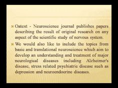 Journal of Systems and Integrative Neuroscience