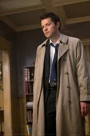 castiel trench coat inspired curtains - yeah, that will be happening