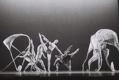 Merce Cunningham and John Cage performance