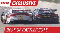 Best of Battles - DTM Season 2015 // Check out the most spectacular battles of the 2015 DTM season!  Viel Spaß mit den spektakulärsten Battles der DTM Saison 2015!  http://www.youtube.com/DTM http://www.dtm.com http://www.facebook.com/DTM http://www.twitter.com/DTM http://www.instagram.com/dtm_pics http://www.google.com/+DTM