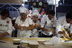 """Expo Milano 2015. Evento """"Le cento paste ripiene dell'Emilia Romagna"""" in collaborazione con Chef to Chef. http://expo2015.regione.emilia-romagna.it/"""