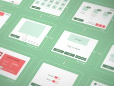 Amazing Web Design Ideas: Wireframing for our game Web Design, Game Ui Design, Flat Design, Intranet Design, Wireframe Design, Web Mockup, Ui Design Inspiration, Design Ideas, User Experience Design