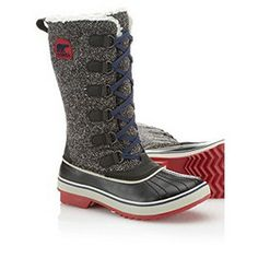 ... Of how I wish they had these in my size.  I might even have forked over the 140 for them.  SOREL | Women's Tivoli High™ Boot
