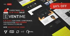 Download and review of Eventime - Conference, Event, Fest, Ticket Store Theme, one of the best Themeforest Entertainment themes {Download & review at|Review and download at} {|-> }http://best-wordpress-theme.net/eventime-conference-event-fest-ticket-store-download-review/