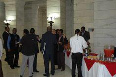 Past & Present Arkansas African American Legislators, 2/11/2014, Arkansas State Capitol.