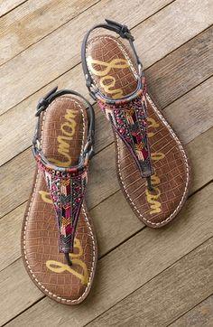 1a52b65ad Sam Edelman - Greta Flat Sandals