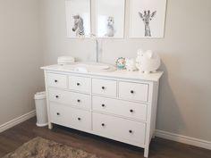 Nursery Dresser Organization, Organizer, Furniture, Home Decor, Bebe, Decoration Home, Room Decor, Home Furnishings, Home Interior Design