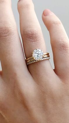 Simple Solitaire Diamond Engagement Ring, yellow gold Source by lorenznadine . Rose Gold Engagement, Beautiful Engagement Rings, Gold Engagement Rings, Engagement Jewelry, Solitaire Diamond Engagement Ring, Tiffany Solitaire Ring, Unique Solitaire Engagement Ring, Gold Simple Engagement Ring, Solitaire Ring Designs