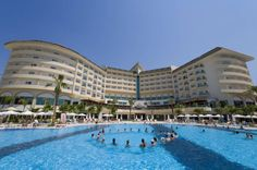 Hotel Saphir Resort and Spa 5* - 7 nopti - Ultra all inclusive - Charter Tarom - 847 € - http://www.ocaziituristice.ro/hoteluri-alanya/hotel-saphir-resort-and-spa/charter-antalya-otp-hotel-saphir-resort-and-spa-7-nopti-4487.html
