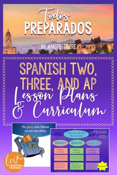 How to Learn Spanish by Getting the Most Out of Classes Writing Lesson Plans, Spanish Lesson Plans, Writing Lessons, Spanish Lessons, Spanish Basics, Ap Spanish, Spanish Class, Spanish Language Learning, Teaching Spanish