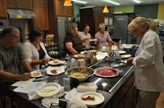 Late Summer Fruits and Vegetables Cooking Class