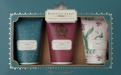 Downton Abbey Merchandise: From Wine to Roses