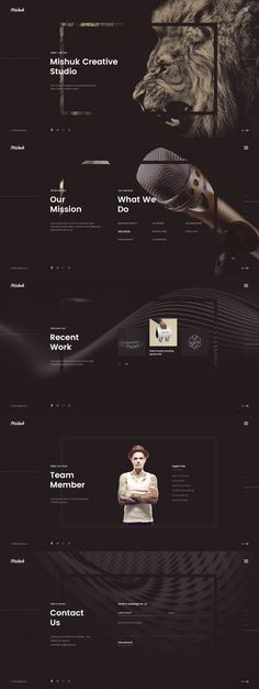 Mishuk – Modern and Creative design