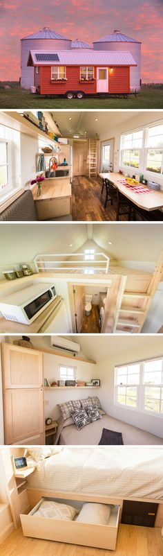 Th Vintage tiny house (315 sq ft)