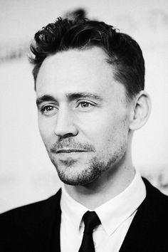 It takes a real man to look just as good in black and white, as he does in color :D