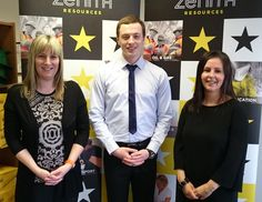 Welcome to Gill, Calum and Shona!