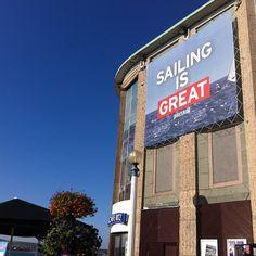 Sailing is GREAT - Go Team GB sailors! @svfuller | Webstagram - the best Instagram viewer