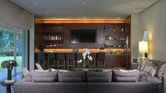 ¿A poco no te gustaría tener un bar o mini bar en casa? Tend…