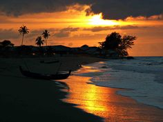 sunset ujung batee, Aceh - Indonesia
