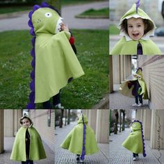 Disfraz dragón Baby Sewing Projects, Diy Projects To Try, Kids Dress Up Costumes, Dino Costume, Knight Party, Halloween Christmas, Princess Birthday, Baby Wearing, Baby Hats