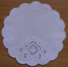 Round Doilies AIH 6x10 - Designs 4 Africa | OregonPatchWorks