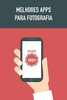Dicas de apps de Fotografia para iPhone e iPad. Fotografe e edite suas fotos no dispositivo apple.