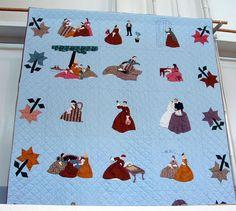 Marian Cheever Newton Whiteside's 1952 Storybook pattern of Little Women