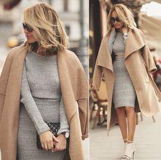 Zara Coat, Missguided Co Ord, Chanel Purse, Smilingshoes Sandals, Daniel Wellington Watch