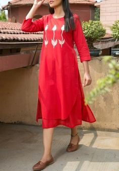 Buy Exclusive designer kurtis for Women | Mango Closet