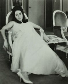 Stirred, Straight Up, with a Twist: Elizabeth Taylor