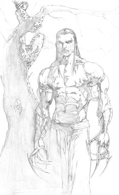 ripclaw marc silvestri - Google Search