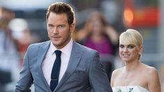 Chris Pratt Talks Anna Faris Marriage