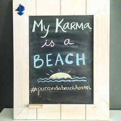 Do we share the same Karma?  #puravidabeachhostel #surfcamp #hostel #vacations #beach #sun #portugal #lisboa #lisbon #peniche #karma #surf