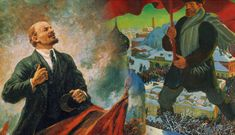 Throughout the Russian Revolution, painters documented the radical events happening around them. They also created jarring propaganda that told more about reality than official records.