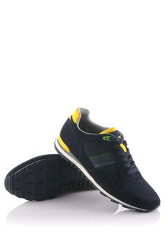 BOSS Green Sneaker ´Runcool` Dunkelblau