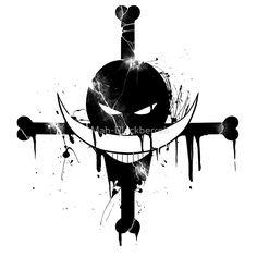 Whitebeard pirates logo - photo#32