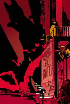 Comic Book Artist: Jim Steranko | Abduzeedo | Graphic Design Inspiration and Photoshop Tutorials