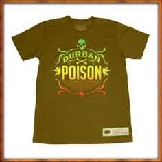 Durban Poison Original Front Design