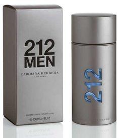 212 Carolina Herrera Tradicional Masculino 100 ml