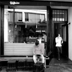 Welcome to Kaffeine | 66 Great Titchfield Street | London W1