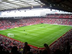 Dream: go to Manchester and watch a soccer game!!