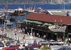 Day 1: Mariner's Wharf