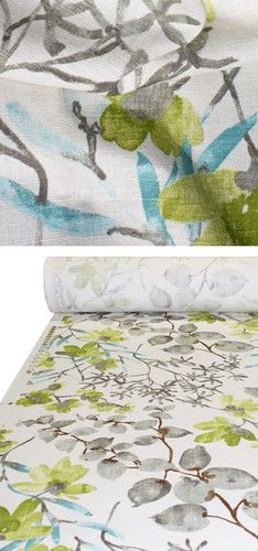 Gazebo Cloud Fabric contemporary upholstery fabric