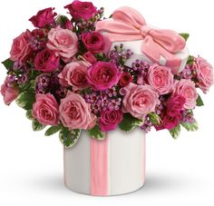 Teleflora's Hats Off to Mom Bouquet Save 25% on this bouquet and many others with coupon code TFMDAYOK1B2 Offer expires 05/14/2012.