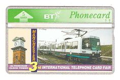 Card number BTG362. 1,100 issued in 1994. Control number 408F01918.
