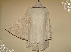 60s Angel Dress by Calle Modista