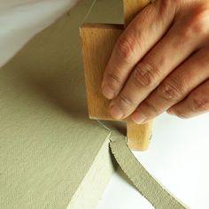 Xiem X-Bevel, Schnitt Ton um 45-30 und 60 Grad Winkel, Hand-Bauwerkzeuge, Clay Ecke Schneidgeräte, Keramik Keramik-Tools, trimmen, XBEVEL von PotteryAndClay