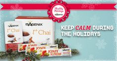 Give yourself the gift of healthy, energetic holidays with Isagenix and share the love with friends and family! Share now! #Isagenix  #healthy #holiday