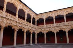 Palacio del Infantado, Guadalajara #guadalajara #españa #turismo #viajes #travel